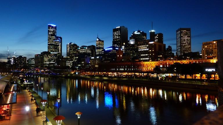 Melbourne | © Bernard Spragg/Flickr