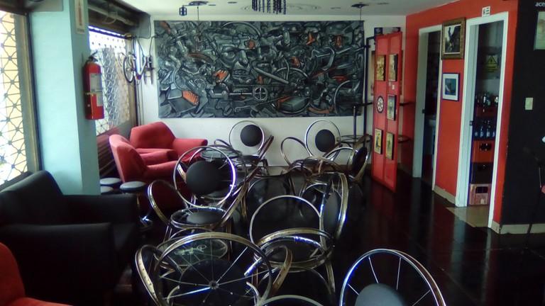 La Cleta Bici Café@Rick Segreda