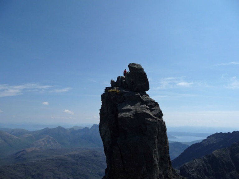 The Inaccessible Pinnacle | © WikiCommons