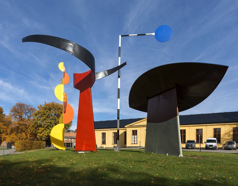 The Four Elements / Photo courtesy of Moderna Museet