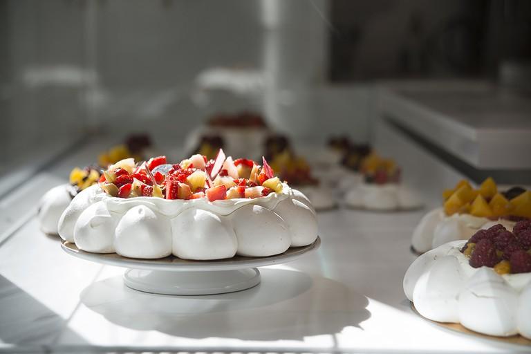 Desserts at La Meringaie │ Courtesy of La Meringaie