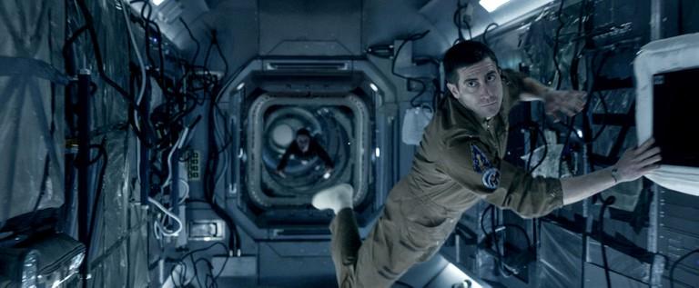 David Jordan (Jake Gyllenhaal) in Columbia Pictures' LIFE.