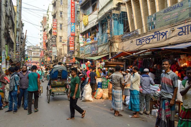 Dhaka | © Francisco Anzola/Flickr