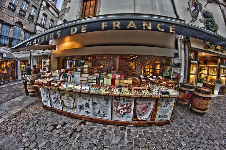 A stroll around Dijon