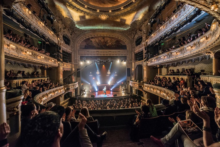 Inside Stockholm's Royal Dramatic Theater
