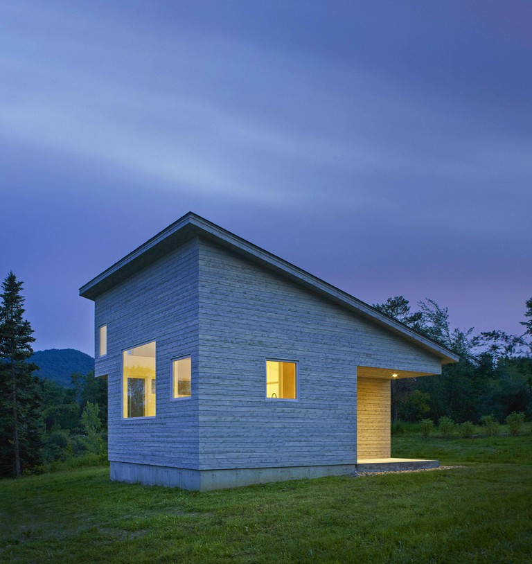 Micro House, designed by Elizabeth Herrman