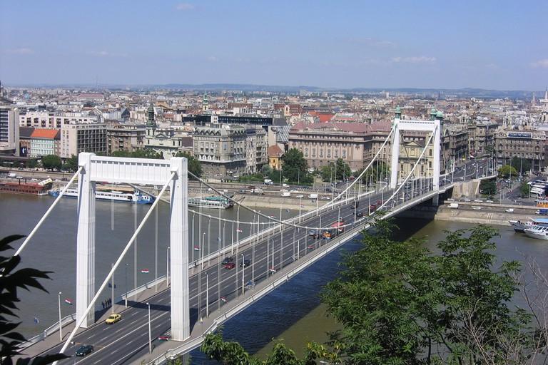 Elisabeth Bridge Budapest