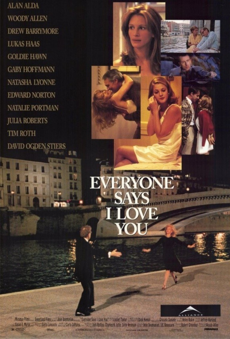Everyone Says I Love You (1996) │ Courtesy of Miramax Films