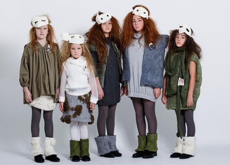 Janine's latest range inspired by Icelandic folklore