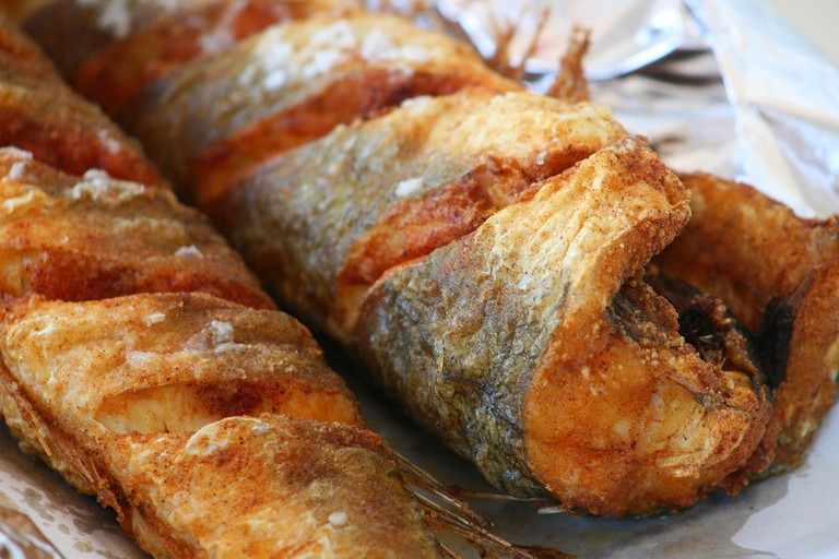 Fried Fish   © Vargazs/Flickr