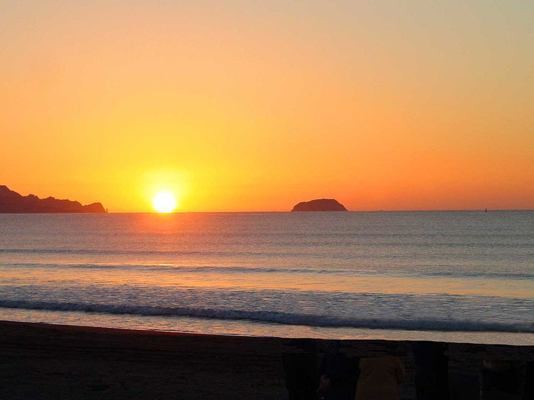 Gisborne NZ Sunrise