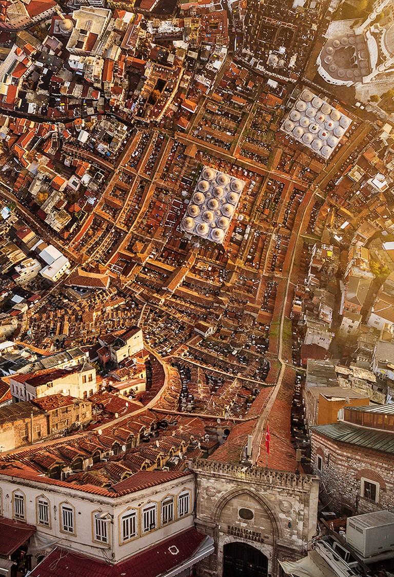 Flatland I: Grand Bazaar