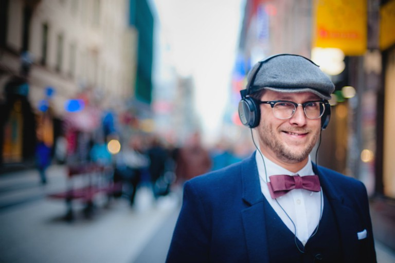 Stockholm headphones