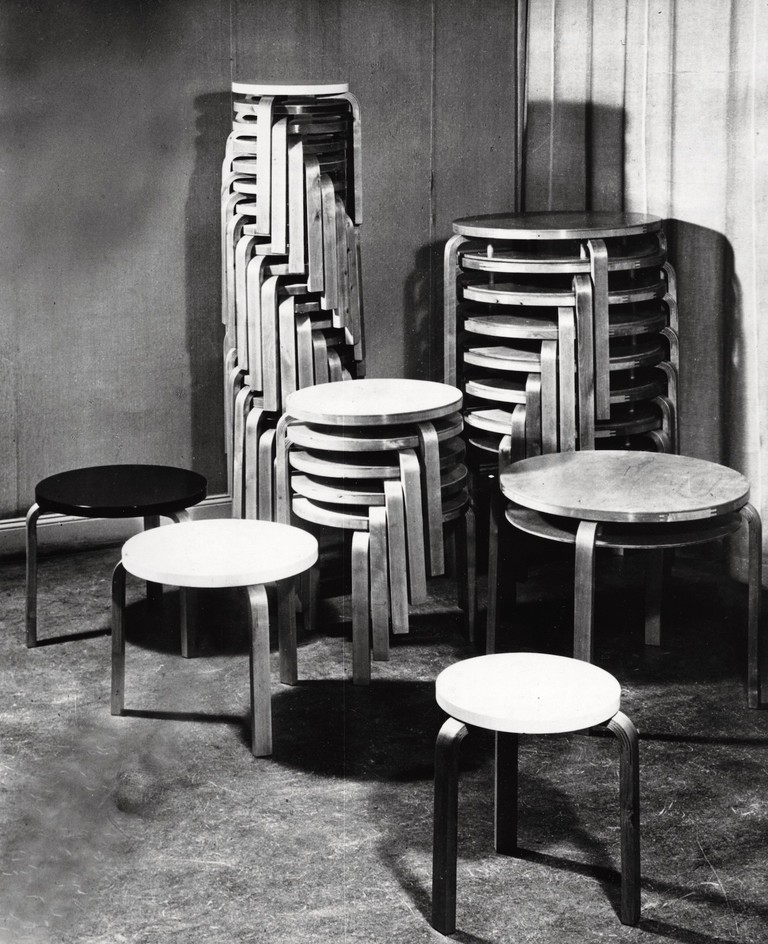 Admirable A Brief History Of Alvar Aaltos Stool 60 Creativecarmelina Interior Chair Design Creativecarmelinacom