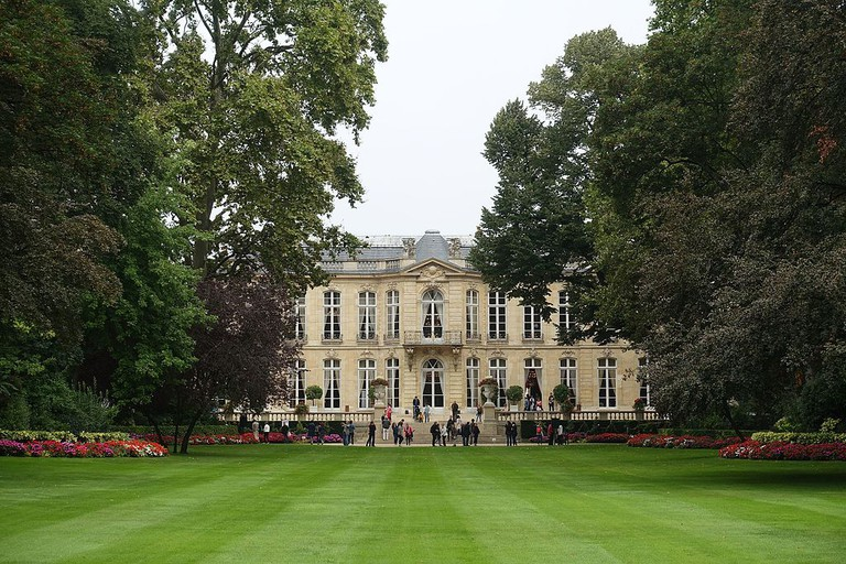 Hôtel Matignon │© Guilhem Vellut / Wikimedia Commons