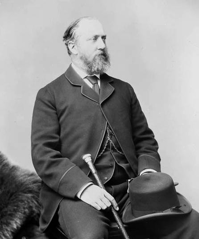 Lord Stanley of Preston, former Governor General of Canada (1888-93)