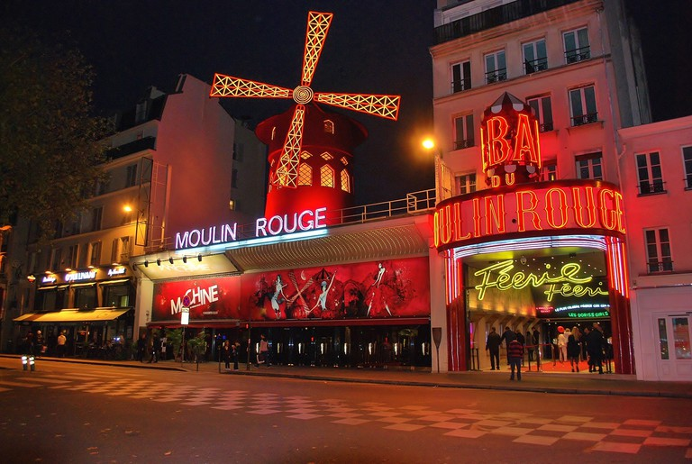 Moulin Rouge / c Skeeze / Pixabay