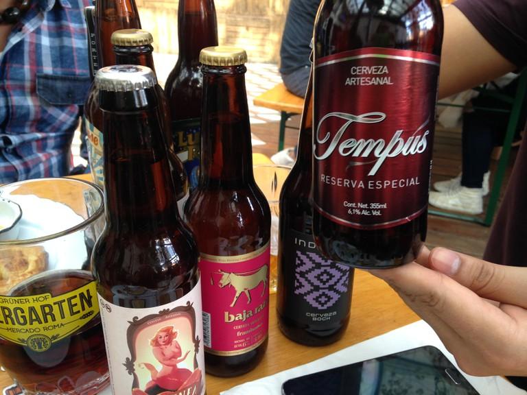 Tempús, a craft beer giant