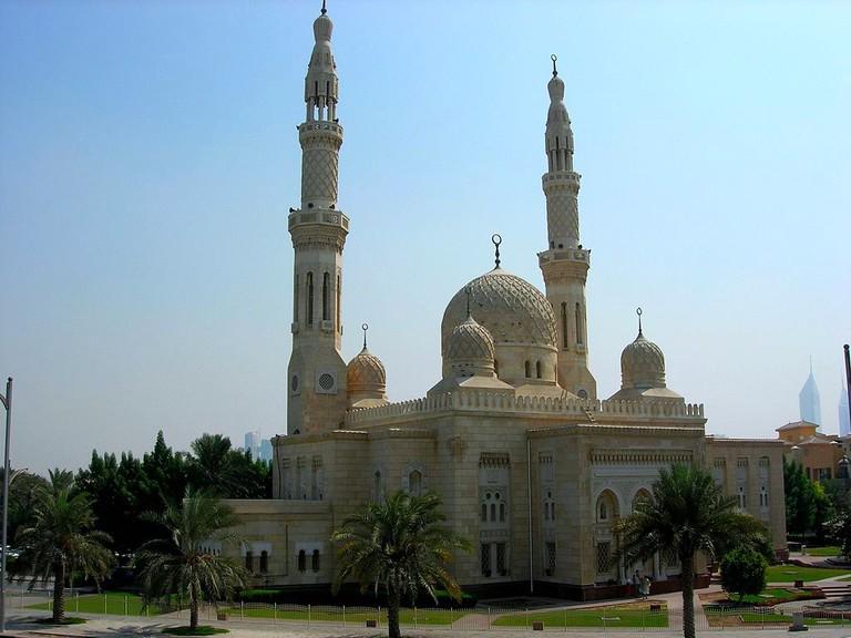 Jumeirah Mosque | © Jacky Lee / Wikimedia