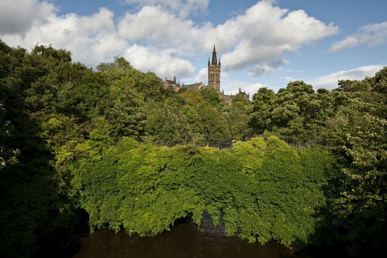 The Kelvin Walkway | Courtesy Of Glasgow Life