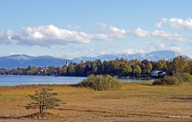 Lake Starnberg | © Renate Dodell / Flickr