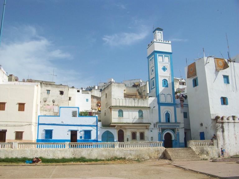 Medina in Larache