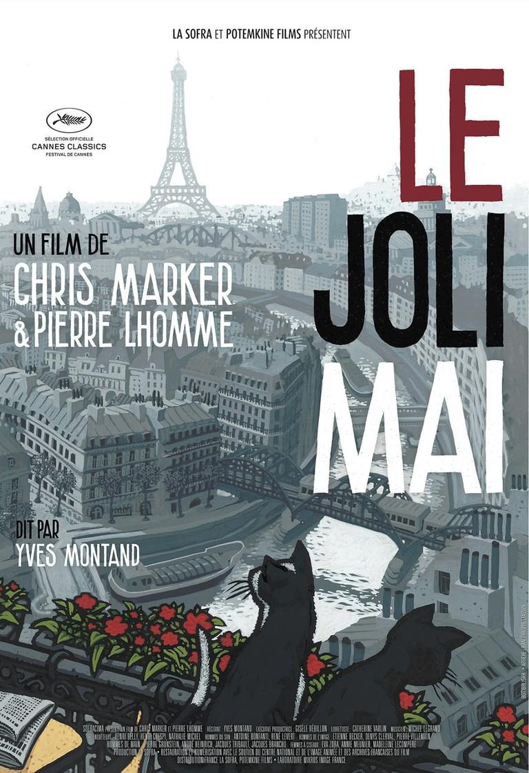 Le Joli Mai (1963) │ Courtesy of La Sofra