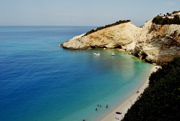 Porto Katsiki Beach, Lefkada │ PixaBay