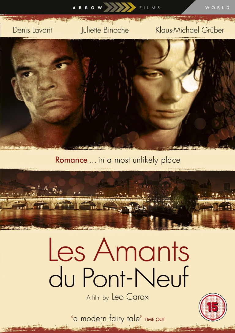Les Amants du Pont-Neuf (1991) │ Courtesy of Miramax Films (USA) and Gaumont (France)