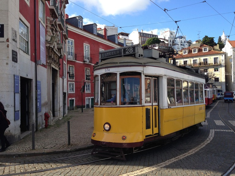 Lisbon's Tram 28  / Pixabay