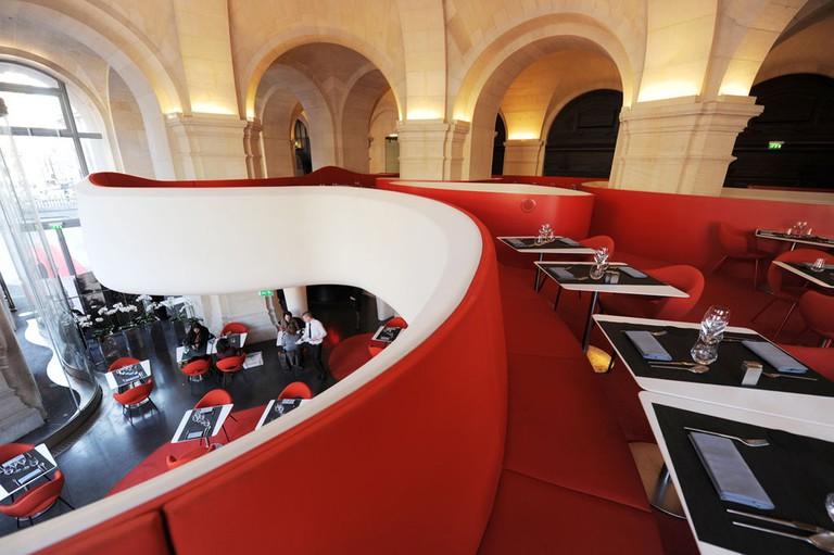 L'Opéra Restaurant, Palais Garnier, Paris│