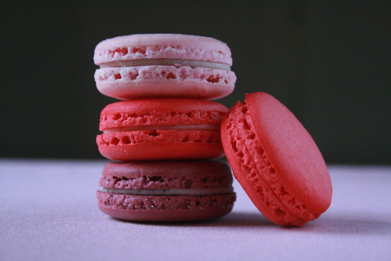 Macarons │© temple_travel / Pixabay