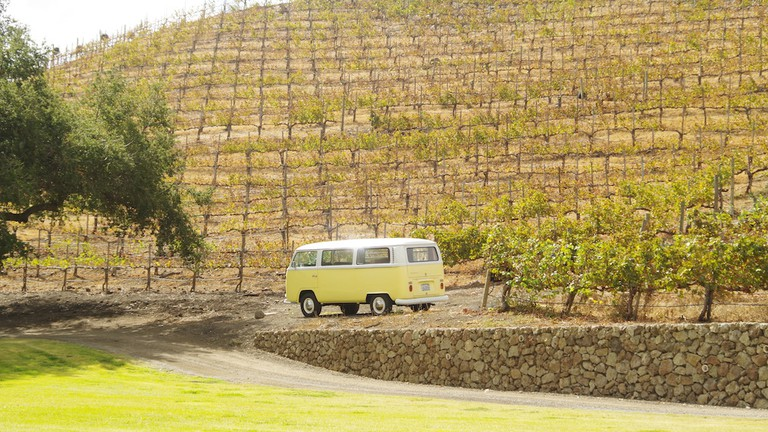 Saddlerock Ranch and vineyard in Malibu
