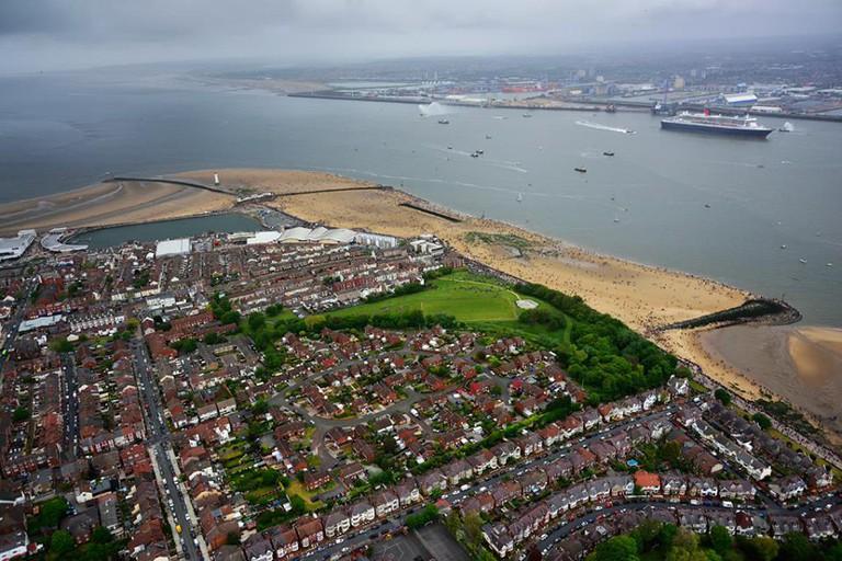 Marine Point - New Brighton