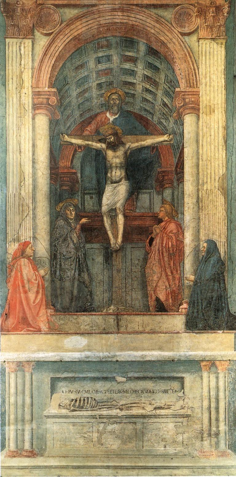 Masaccio's Trinità, Ideacreamanuela2, Flikr