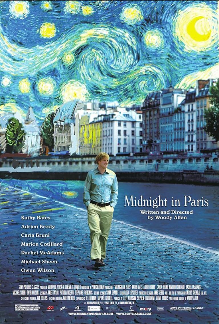 Midnight in Paris (2011) │ Courtesy of Gravier Productions, Mediapro, Televisió de Catalunya (TV3), Versátil Cinema