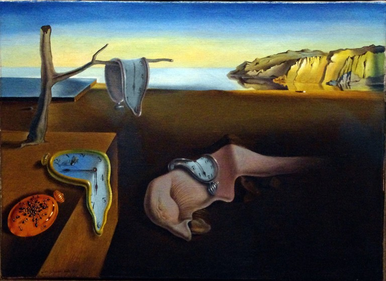 The Persistence of Memory by Salvador Dalí | © Mike Steele/Flickr