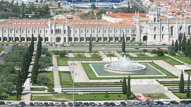 Jerónimos Monastery and Belém Garden