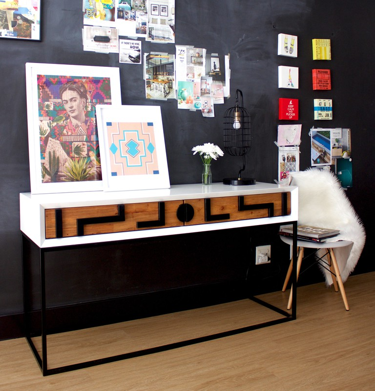 Buhle console table