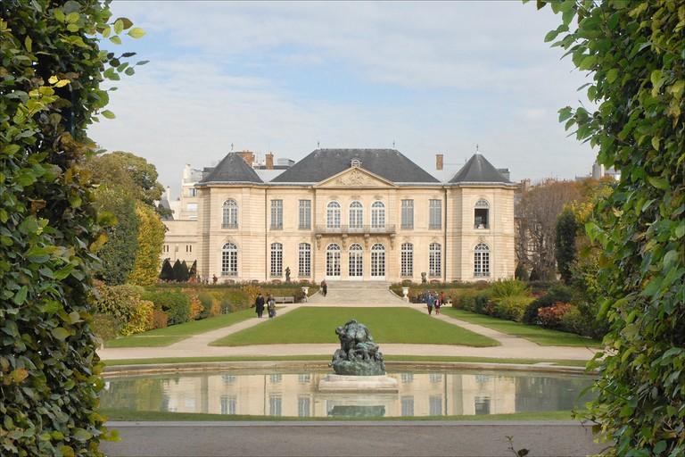 Musée Rodin at the Hôtel Biron │© Jean-Pierre Dalbéra / Flickr