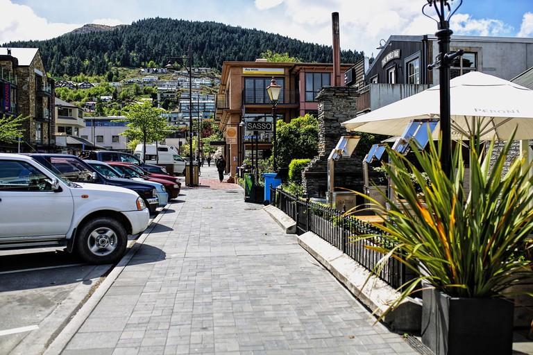 Queenstown Streets