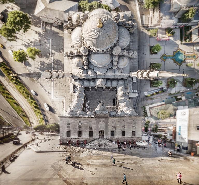 Flatland I: New Mosque