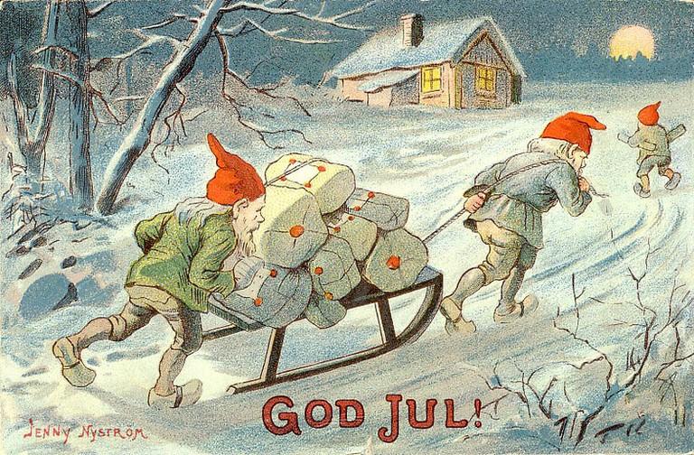 God Jul 2 by Jenny Nyström