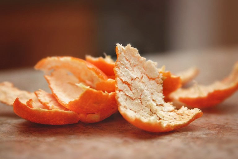 Orange peel   © esudroff/Pixabay