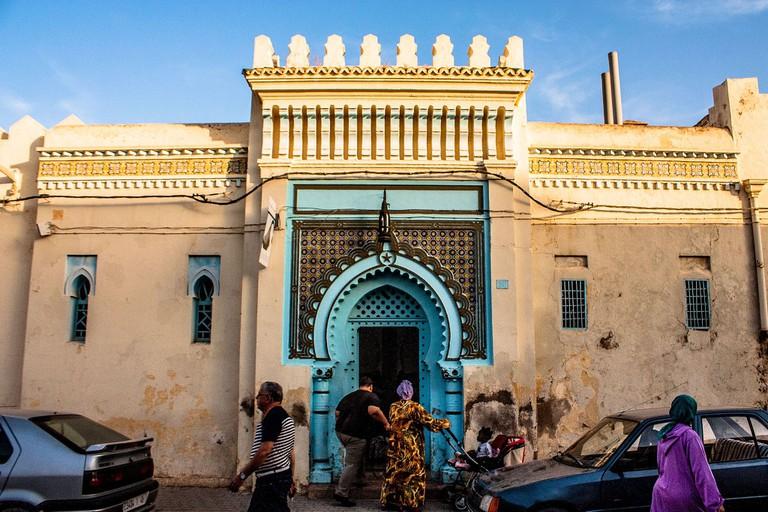 Hammam in Oujda