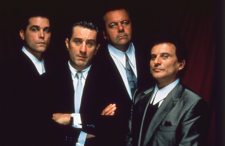 Still from 'Goodfellas', (1990)