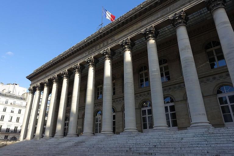 Palais Brongniart │© Guilhem Vellut / Wikimedia Commons