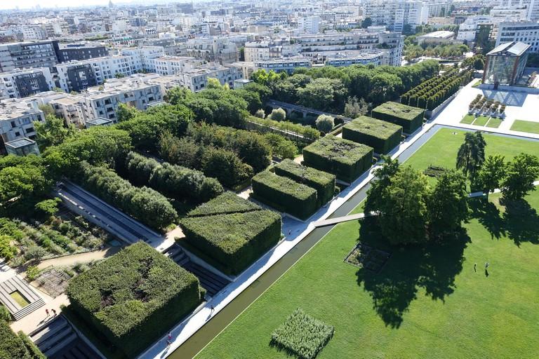 Parc André Citroën │© Guilhem Vellut / Flickr