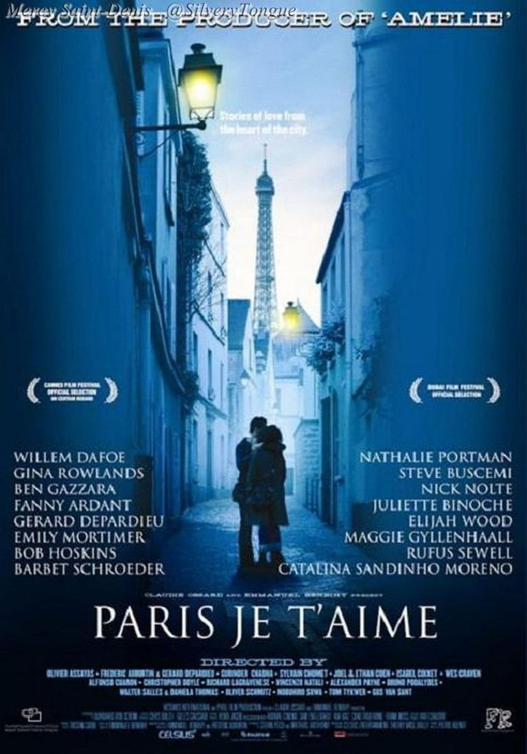 Paris, je t'aime (2006) │ Courtesy of Canal+ and Victoires International