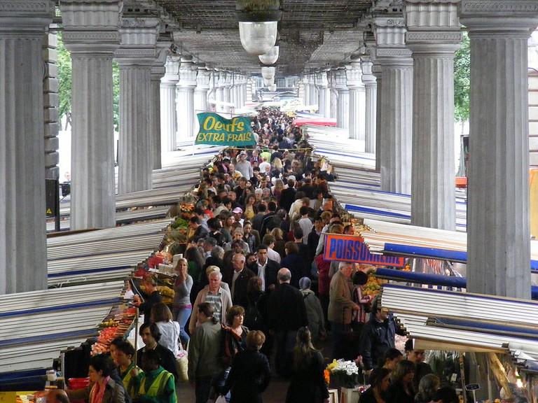 Paris market │